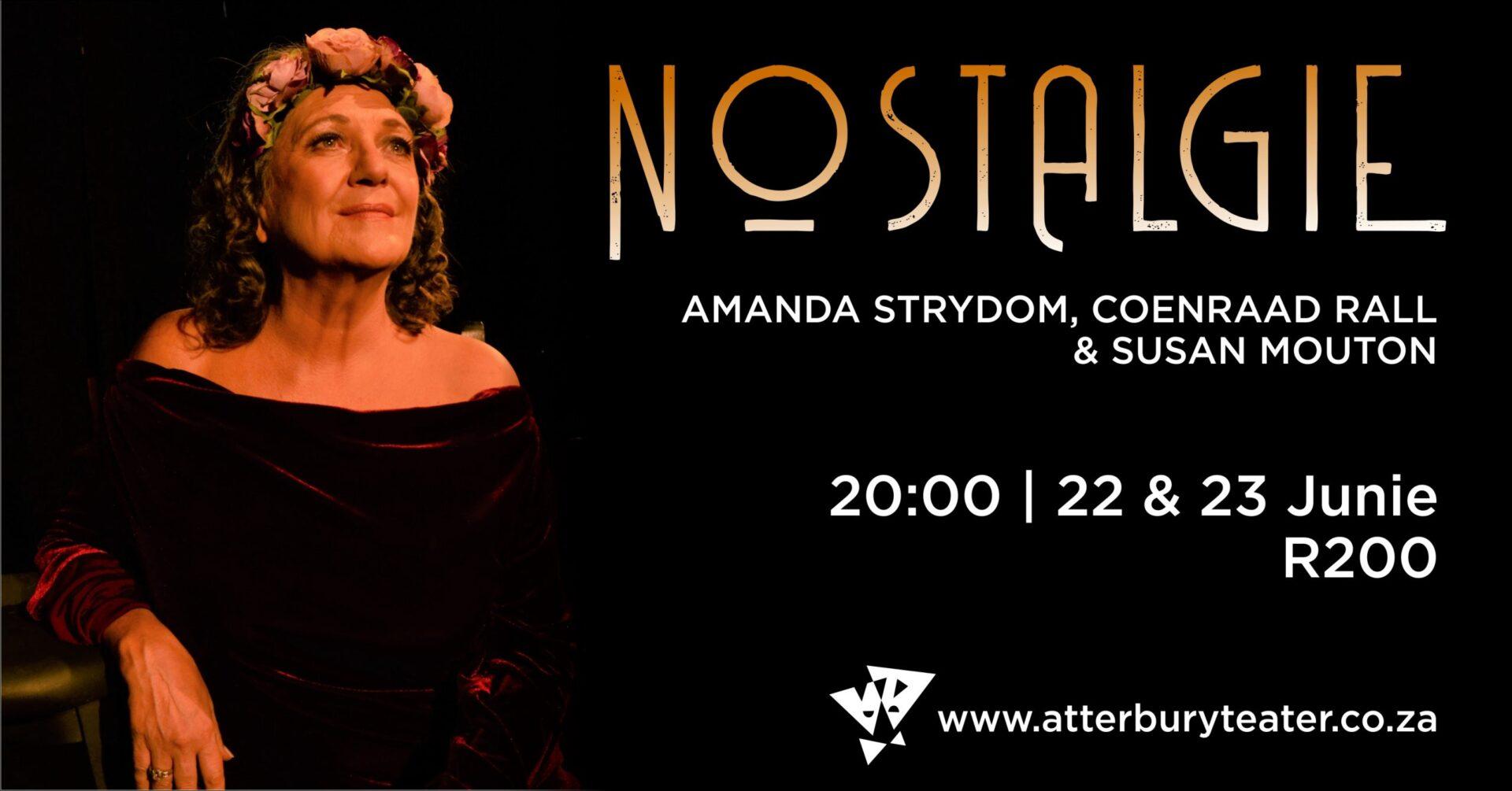 Nostalgie - Amanda Strydom
